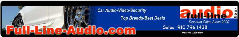 Discount Wholesale prices on car audio, video and security